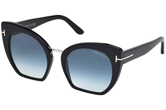 Amazon.com: anteojos de sol TOM FORD ft 0553 samantha- 02 01 ...