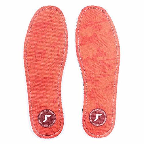 rojo soporte camuflaje 5 nbsp;mm plantillas kingfoam de Huella RY6n44