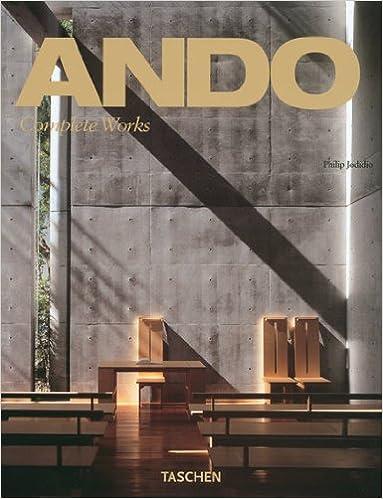 ando complete works jumbo
