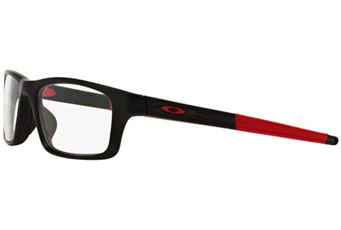 419f783c5e Amazon.com  Oakley Ferrari Collection Eyeglasses Crosslink Pitch Limited  Edition OX8037  Clothing