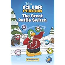 The Great Puffle Switch 4 (Disney Club Penguin)