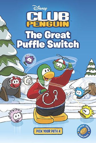 The Great Puffle Switch 4 (Disney Club (Puffle Series)