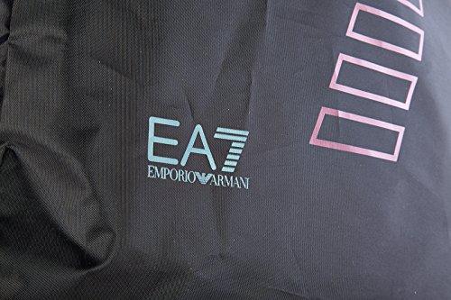 Emporio Armani EA7 zaino borsa donna originale 7 colors w sack nero