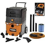Ridgid WD7000 11 Gallon Smart Cart Wet/Dry Vacuum