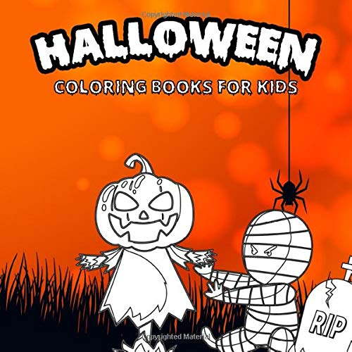 Halloween Coloring Pages: Free Printables for Kids | 500x500