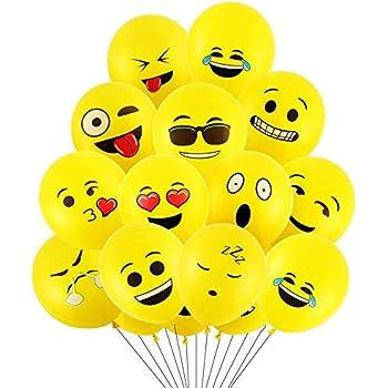 amazon com emoji universe series one latex emoji smiley face