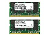 2GB (2x 1GB) for HP Compaq Pavilion Ze2015us DDR333PC2700SO DIMM Memory Module Dual Channel Kit