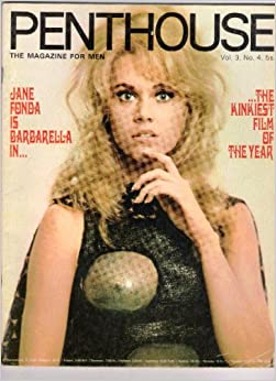 Penthouse Magazine - UK Edition - V4 #12 - 1970 -- British Edition