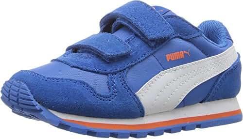 PUMA Kids' ST Runner NL V PS Sneaker