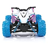 GP TOYS RC Cars Rirder 5 Monster Trucks, Remote Control Truck Off Road Motorcycle Outdoor Toys,RTR Mini rc toys 4WD High Speed ATV-White S609