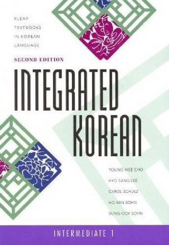 Integrated Korean:Intermediate,Level 1