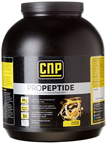 CNP 2.27 kg Banana Pro-Peptide Advanced Protein Supplement by CNP (Supplement Advanced Propeptide Protein)