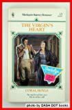 The Virgin's Heart, Coral Hoyle, 037331115X