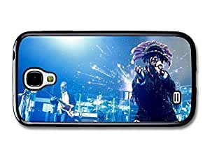 AMAF ? Accessories Jamiroquai Live Concert Portrait with Blue Lights case for Samsung Galaxy S4