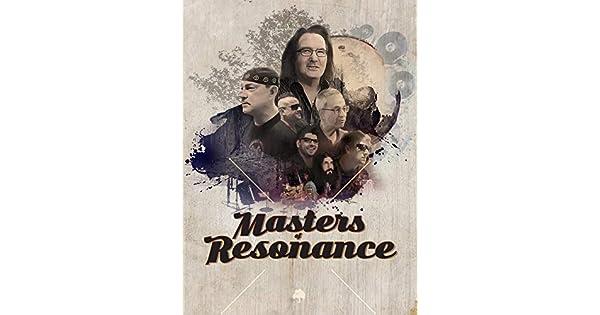 Amazon.com: Masters of Resonance: Neil Peart, John Good ...