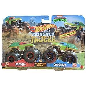 Hot Wheels Monster Trucks Raphael...