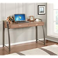 Kings Brand Furniture Modern Design Home/Office Desk with Drawers