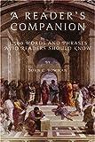 A Reader's Companion, John Bowman, 0595452663