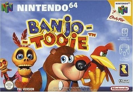 """Résultat de recherche d'images pour """"Banjo-Tooie boîte"""""""