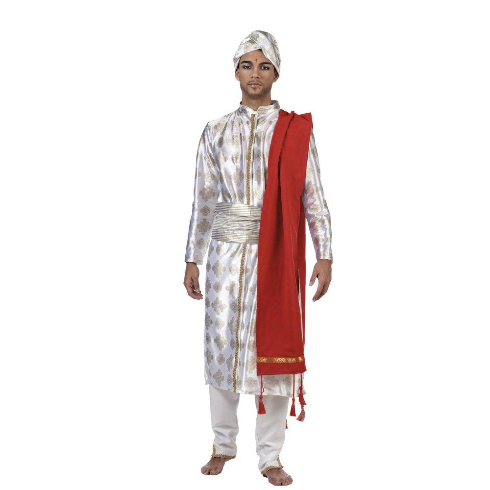 Limit Sport - Disfraz de hindú Bollywood, para hombre, talla L ...