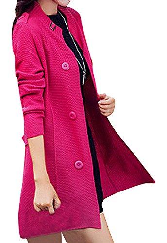 Wool & Cashmere Blend Cardigan - 5
