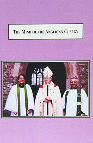 The Mind of the Anglican Clergy: Assessing Atitudes and Beliefs in the Church of England