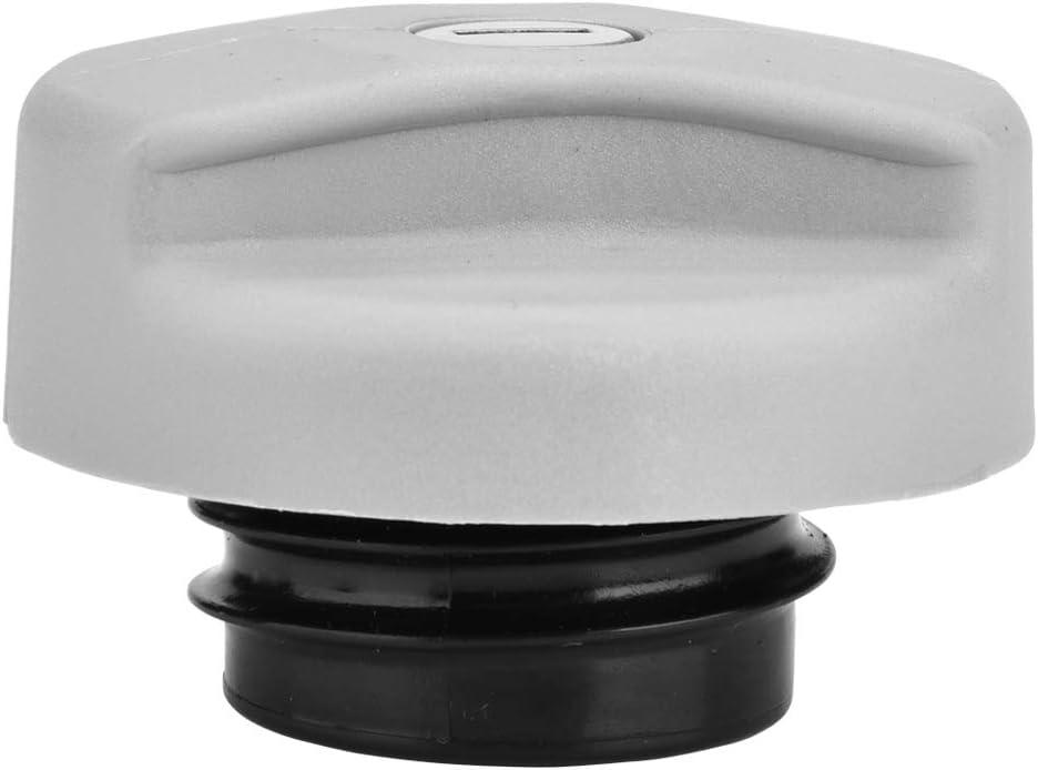 EVGATSAUTO Cubierta del tap/ón de llenado del dep/ósito de combustible con llaves ajustadas para Vectra Corsa Cierre del tap/ón del dep/ósito de combustible 170 2834//932 24461