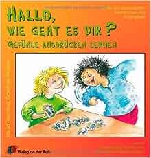 Hallo, wie geht es Dir?: 9783860721803: Amazon.com: Books