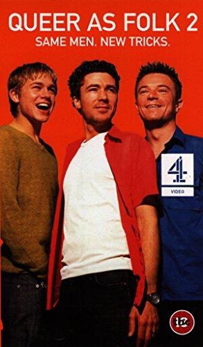 Queer As Folk [Reino Unido] [VHS]: Amazon.es: Cine y Series TV
