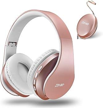 Zihnic zihus816 Over-Ear Wireless Bluetooth Headphones