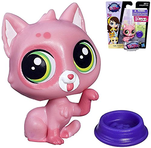 Kitty Cami (Cami Kitson the Kitty Cat #3880 Littlest Pet Shop Figure 2