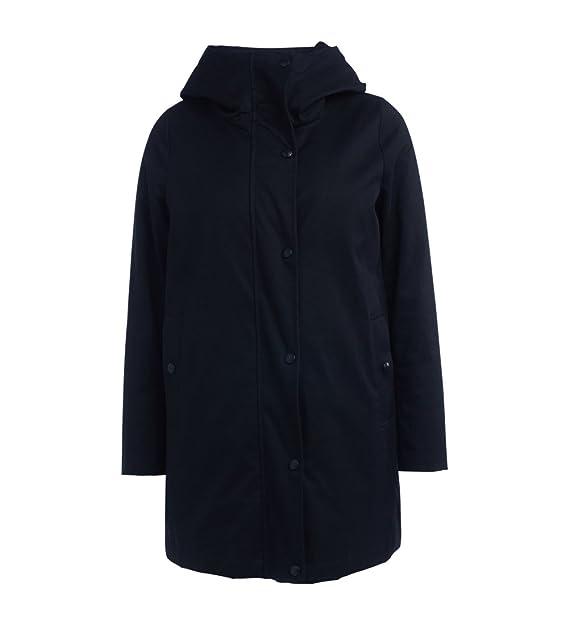 colore nero Parka Amazon Abbigliamento Dorf it Sempach di xRqAzv