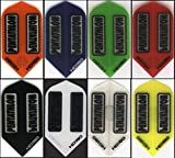 '10 PACK OF PENTATHLON HD150' Dart Flights: SLIM 150 MICRONS THICK: 10 sets