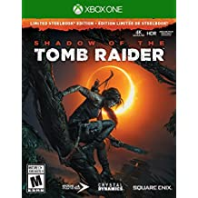 Shadow of the Tomb Raider - Xbox One - Steelbook Edition
