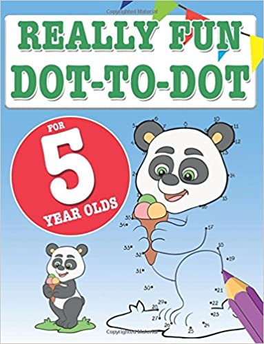 Fun Really Fun Dot To Dot For 5 Year Olds educational dot-to-dot puzzles for five year old children