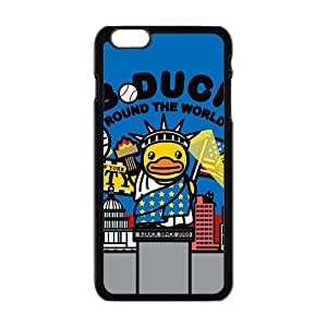 YESGG Lovely B.Duck King fashion cell phone case for iPhone 6 plus