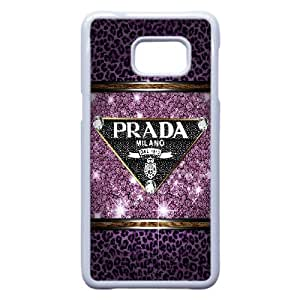 Prada Logo for Samsung Galaxy Note 5 Edge Custom Cell Phone Case Cover 99TY008442