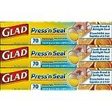 GLAD PRESS'N SEAL グラッド プレス&シール マジックラップ 幅30cm×長さ21.6m 3個セット