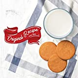 Nyakers Gingerbread Snaps Cookie Tin, Finest Ginger