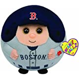 Ty Beanie Ballz MLB Boston Red Sox Medium Plush