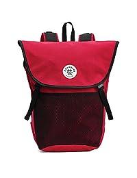 Crumpler Seedy Bar Messenger Backpack | Red
