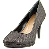 Style & Co. Womens Nikolet Closed Toe Classic Pumps, Black Evening, Size 6.0