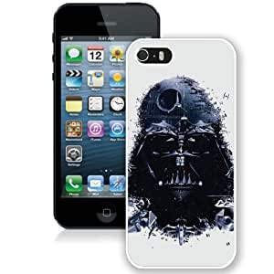 Hard Back Cover Iphone 5c ,Cool Fashion Art White PC Shell SkinIphone 5c with White Wolf