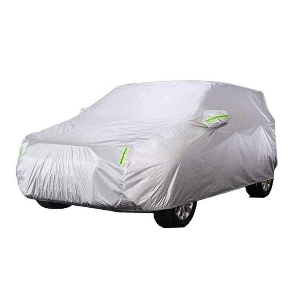 Telo Copriauto Auto Suzuki Jimny Impermeabile SUV Ispessito Oxford Tessuto Car Coat Antipolvere Neve Per Qualsiasi Tempo Con Riflettente,2007