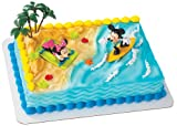 Decopac Mickey and Friends Surfers Decoset