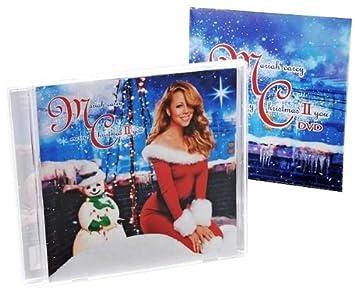 Mariah Carey - Merry Christmas II You: Deluxe Edition (CD & Bonus ...