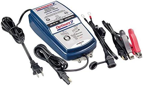 Amazon.com: OptiMATE 7 Select, TM-251, cargador de batería ...