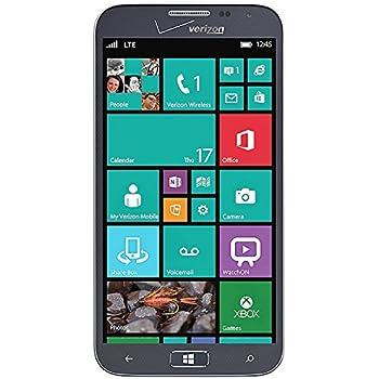 Samsung ATIV SE W750 16GB Verizon CDMA 4G LTE Quad-Core Phone w/ 13MP Camera - Silver (Certified Refurbished)
