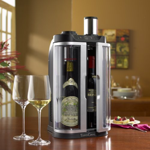 Amazon.com: Wine Enthusiast EuroCave SoWine Home Wine Bar: Appliances