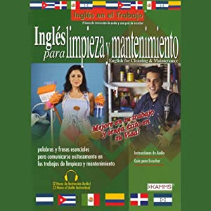 Ingles Para Limpieza Y Mantenimiento (Texto Completo) [English for Cleaning & Maintenance] Audiobook